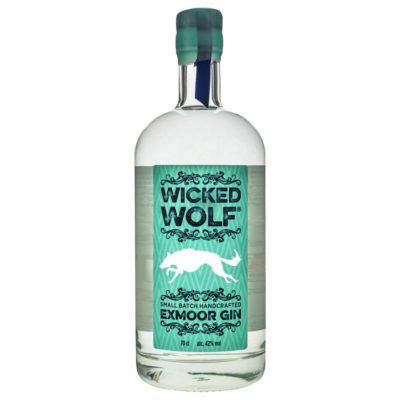 Wicked Wolf Gin <small>70cl 42%</small>