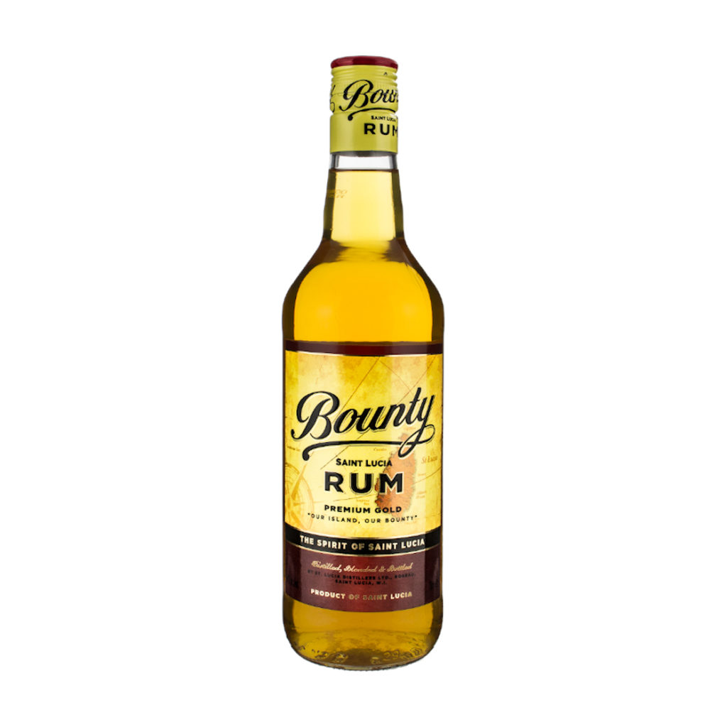 Bounty Gold Saint Lucian Rum