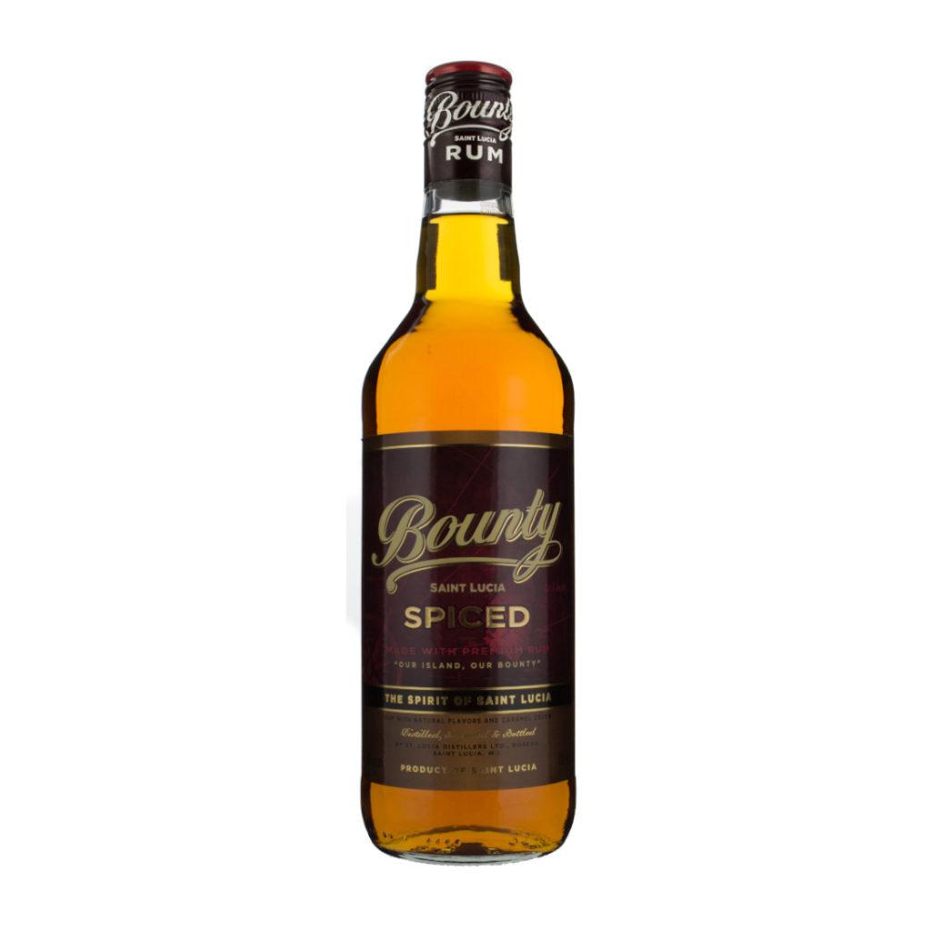 Bounty Spiced Saint Lucian Rum