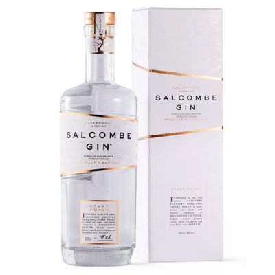 Salcombe Start Point