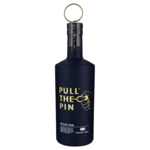 Pulled The Pin Spiced Rum