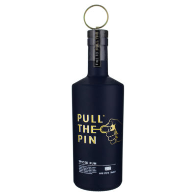Pull The Pin Spiced Rum <small>37.5%, 70cl</small>