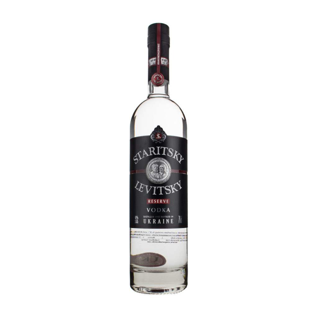 Staritsky Levitsky Vodka