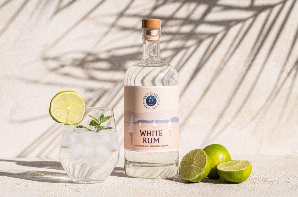 Black Sails White Rum