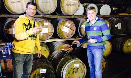 Angus and Howard Salcombe Distilling Company