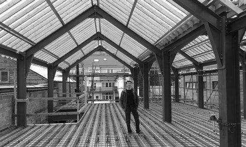 Salcombe Gin Distillery Construction