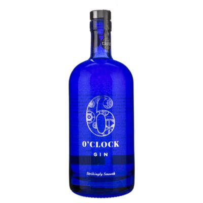 6 O'Clock London Dry Gin 70cl <small>70cl 43%</small>