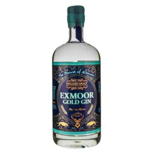 Wicked Wolf Exmoor Gold Gin