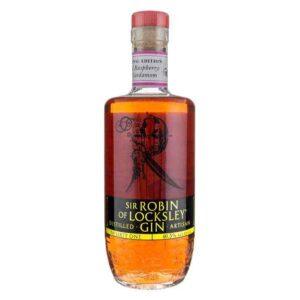 Sir Robin of Locksley Cardamom and Raspberry Gin