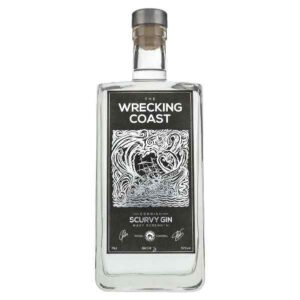 Wrecking Coast Scurvy Navy Strength Gin