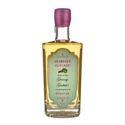 Grandad's Allotment Rhubarb Gin