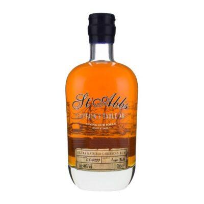 St Abbs Captain's Table XO Rum