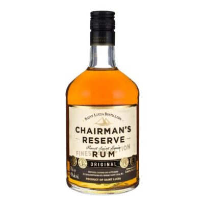 Chairman's Reserve Finest St Lucia Rum
