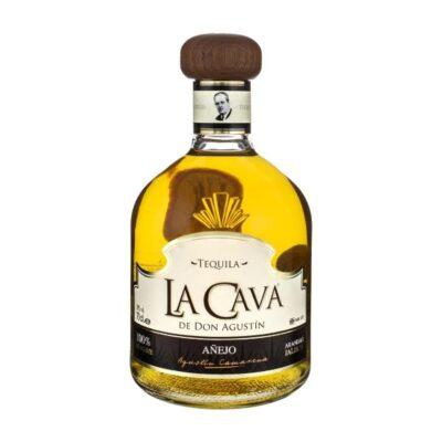Le Cava De Don Agustin Anejo Tequila