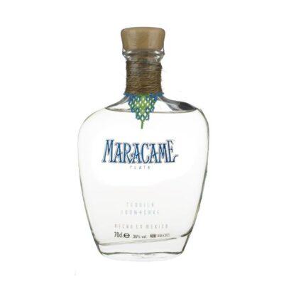Maracame Plata Silver Tequila