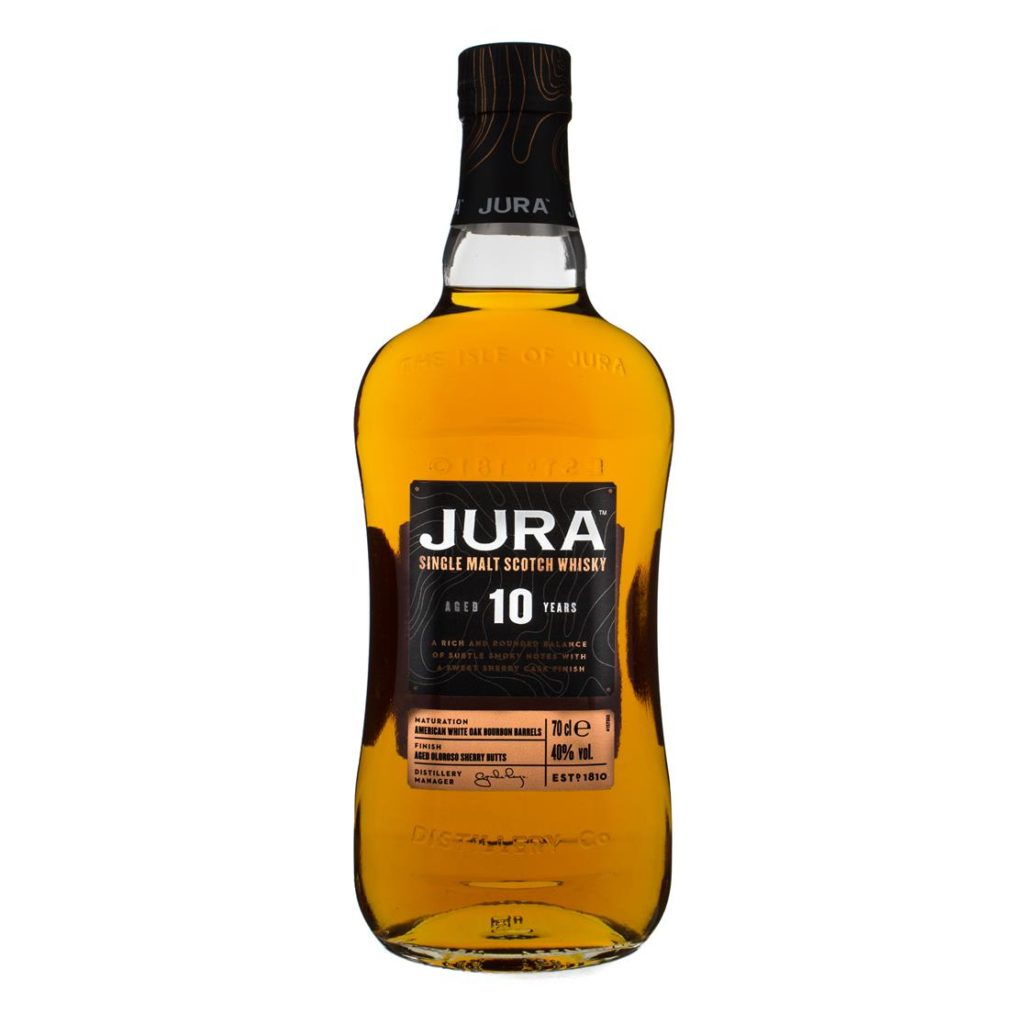Jura 10 Year Old Whisky