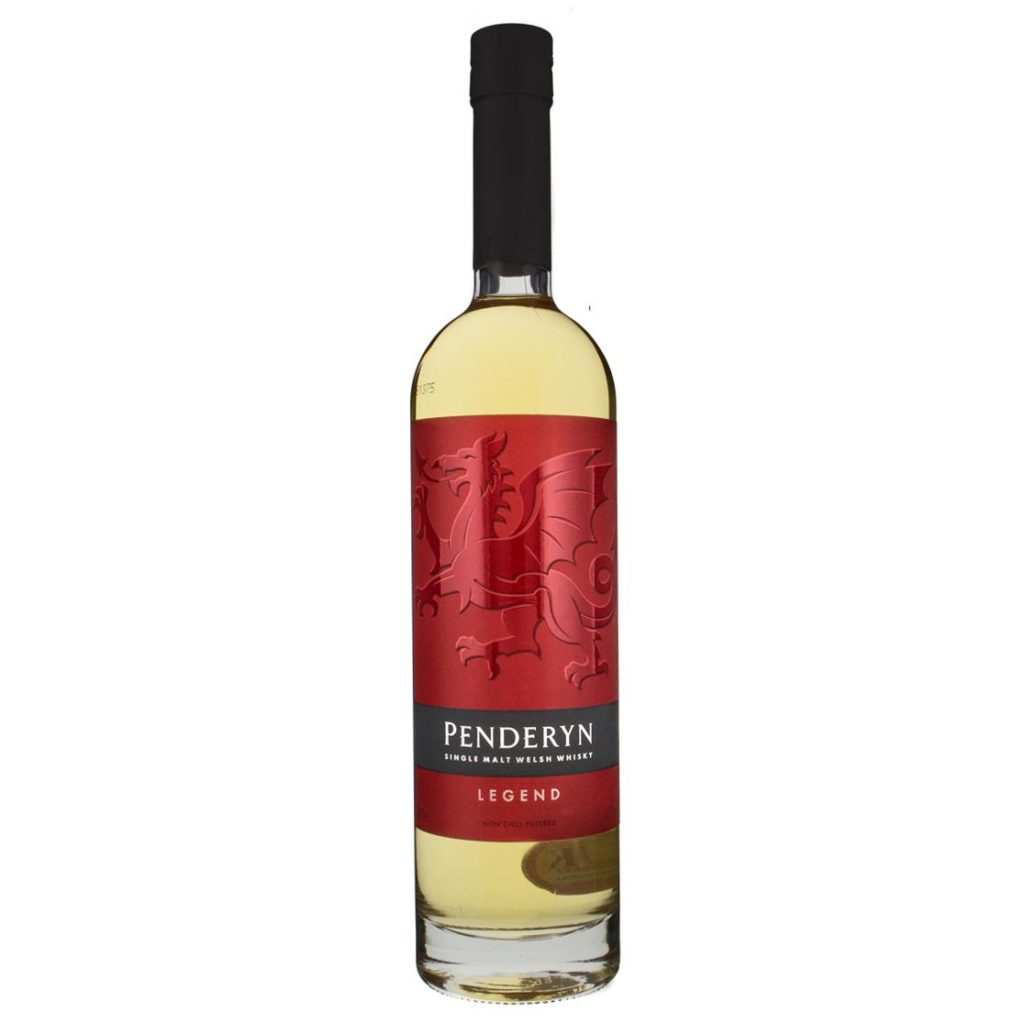Penderyn Legend Whisky