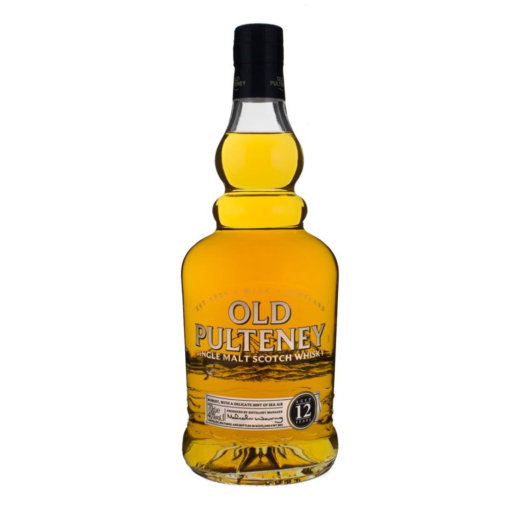 Old Pulteney 12 Year Old Whisky