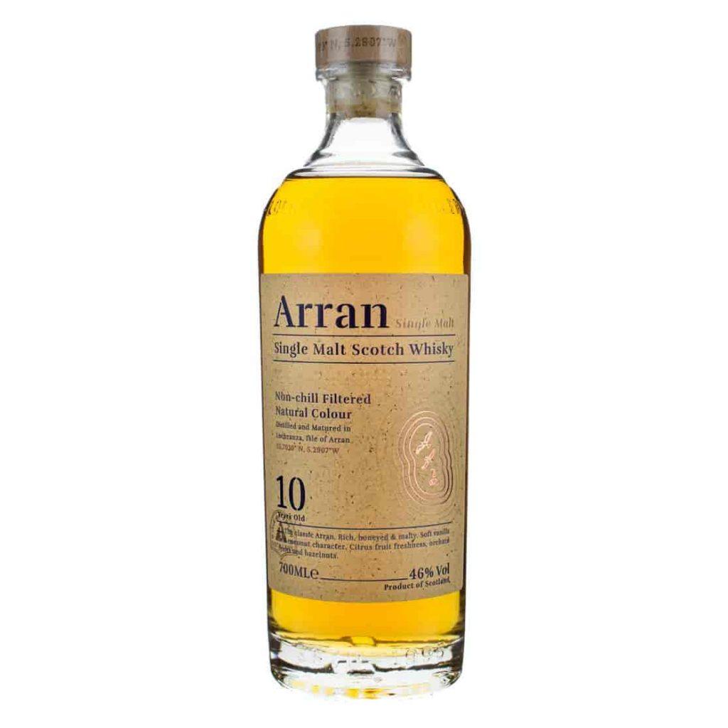 Arran 10 Year bottle