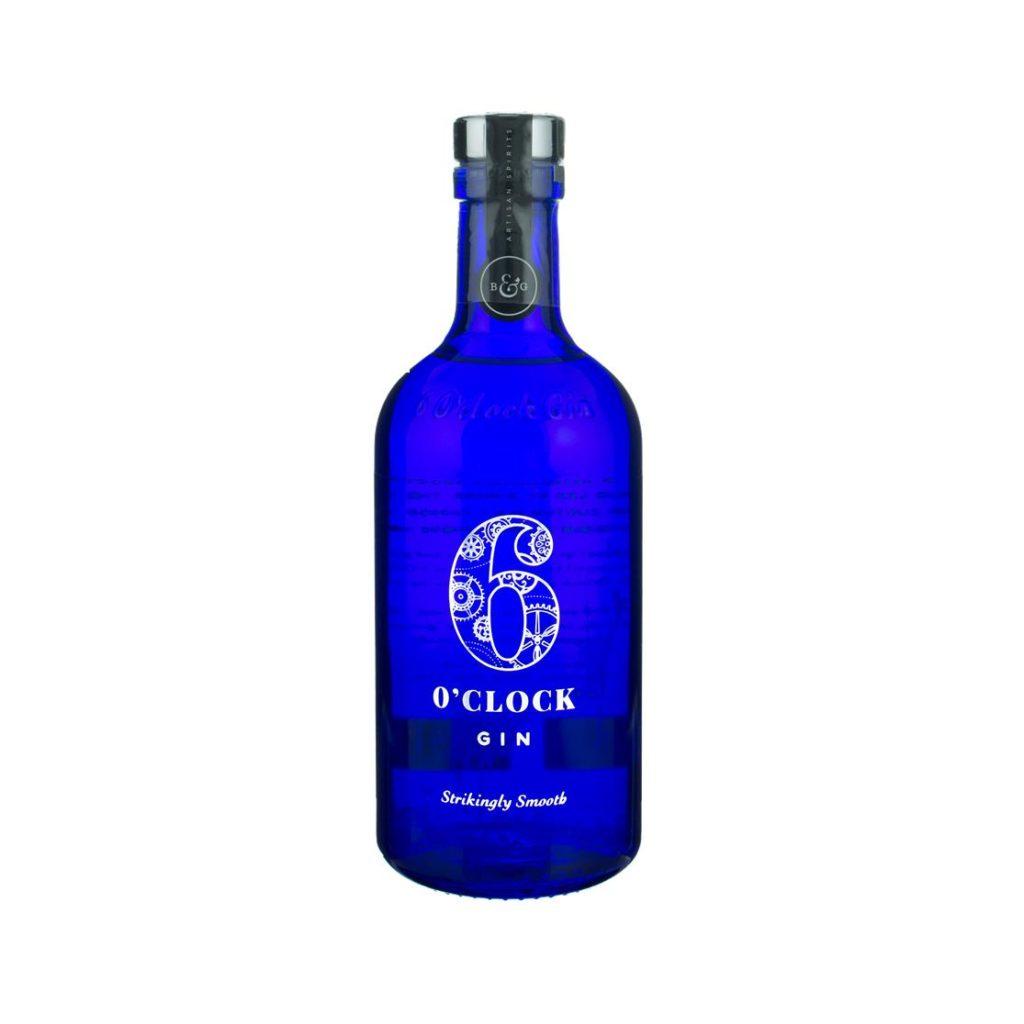 6 O'Clock Dry Gin 35cl