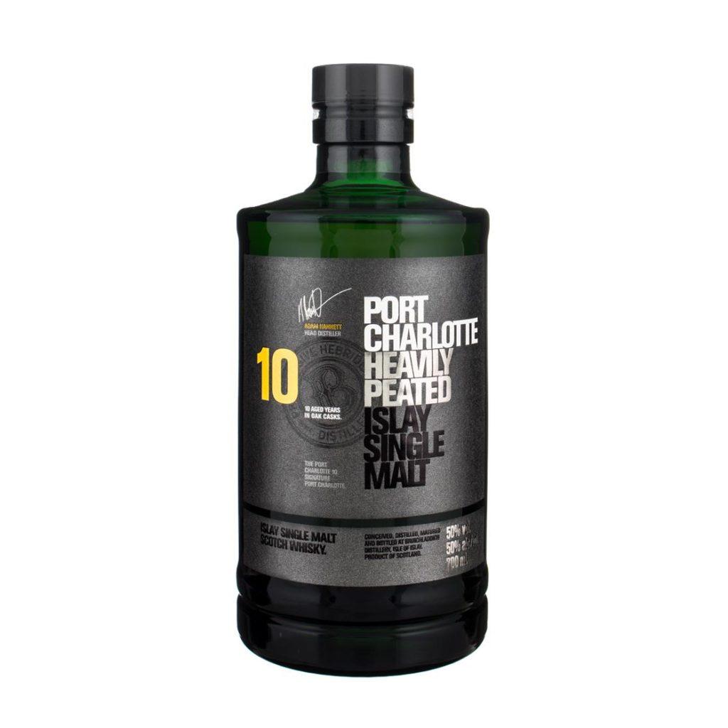 Port Charlotte Peat Whiskey