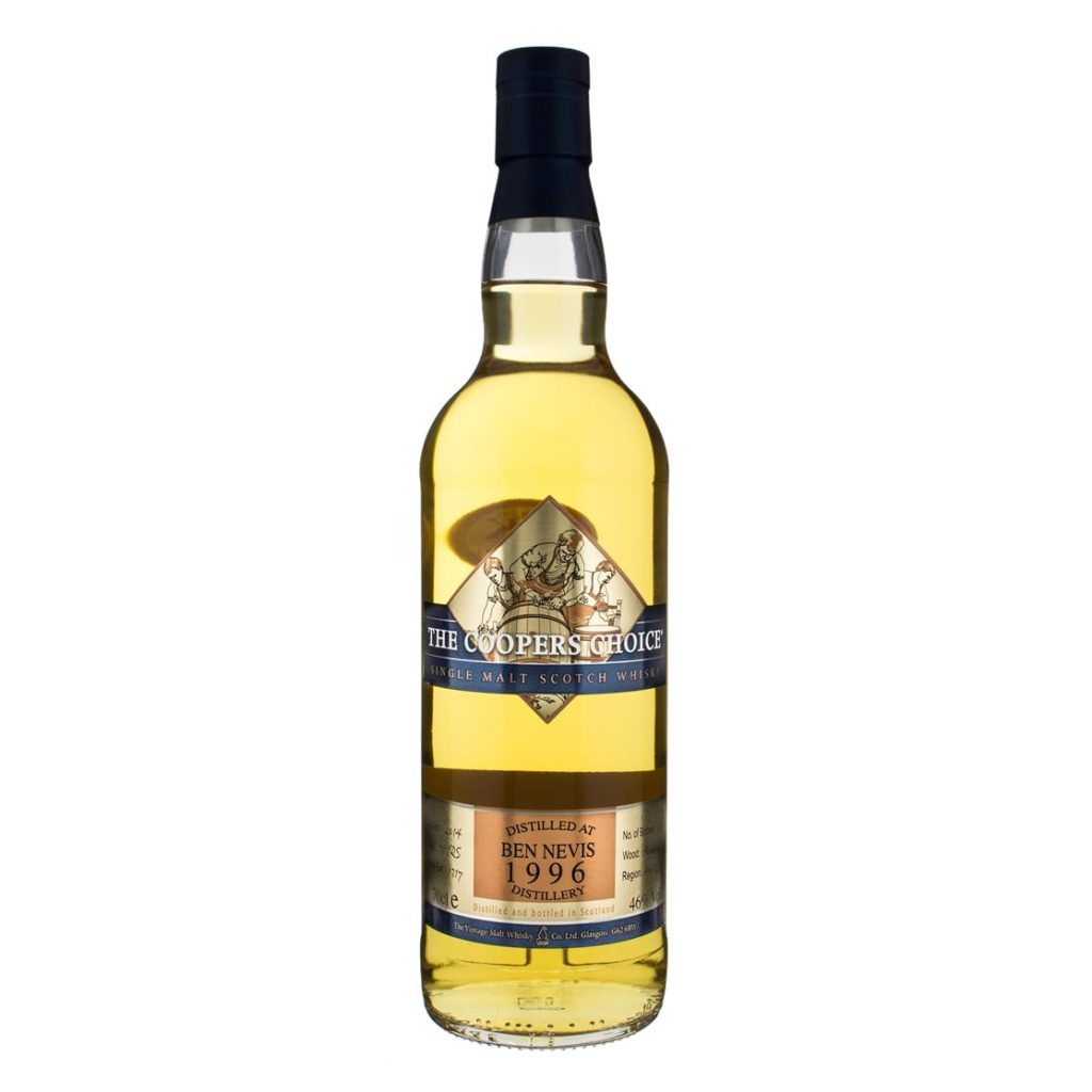 Coopers Choice Ben Nevis Whisky
