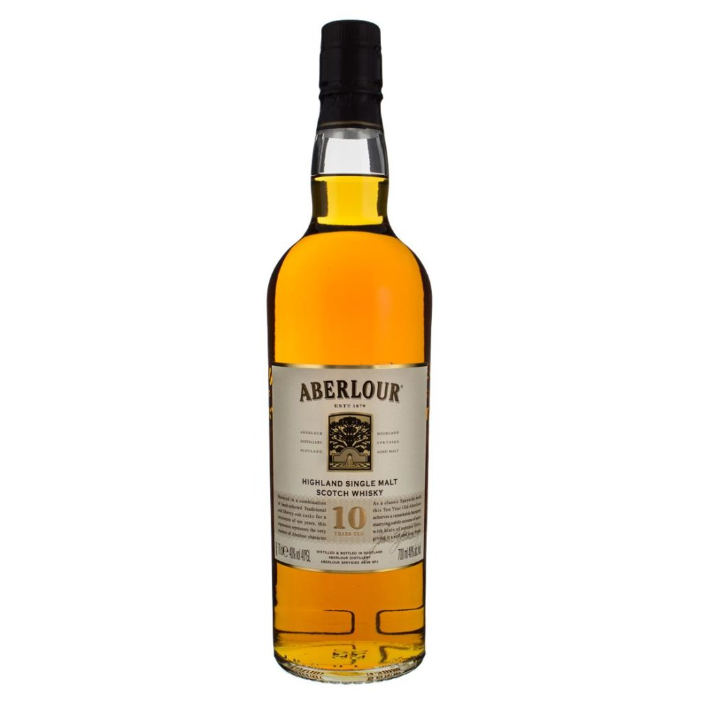 Aberlour 10 Year Old Whisky