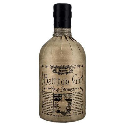Bathtub Navy Strength Gin <small>70cl 57%</small>