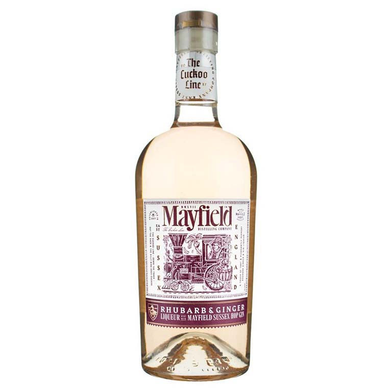 Mayfield Rhubarb and Ginger Liqueur
