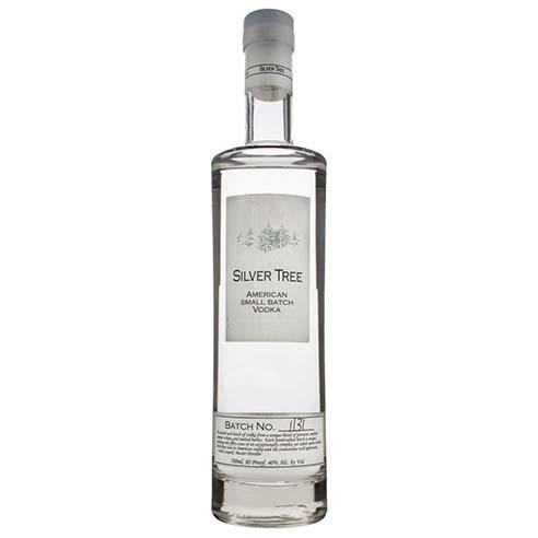 Silver Tree American Vodka