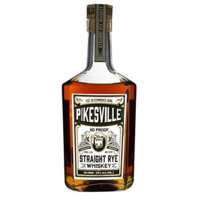 Pikesville Straight Rye Whiskey <small>70cl 55%</small>