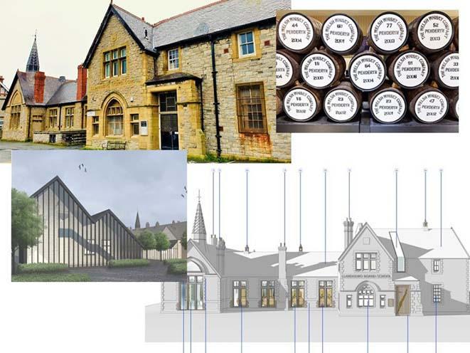 Penderyn Secures Planning for Llandudno Distillery
