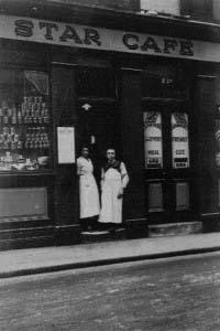 London Gin Club Star cafe