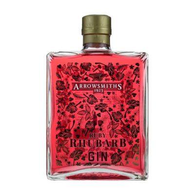 Arrowsmith's Ruby Rhubarb Gin