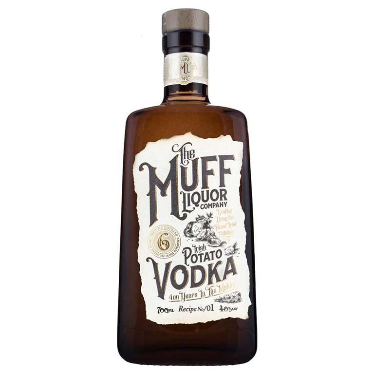 Muff Liquor Potato Vodka