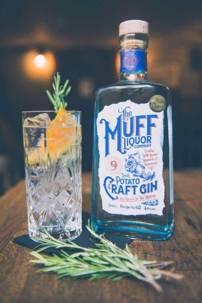 Muff Liquor Gin