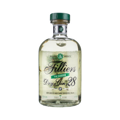 Filliers Dry Gin 28 – Pine Blossom <small>50cl 42.6%</small>