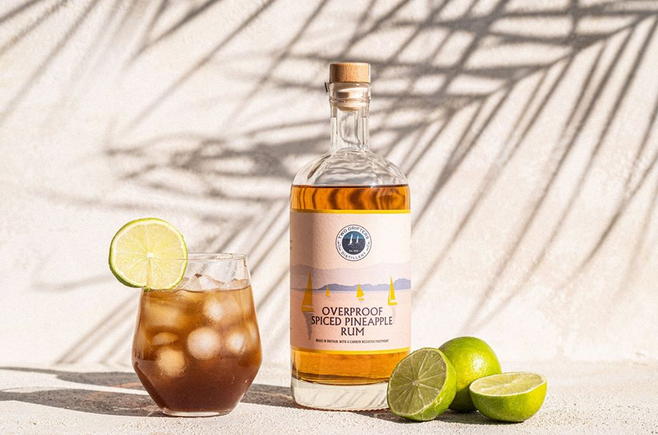 Black Sails Pineapple Rum