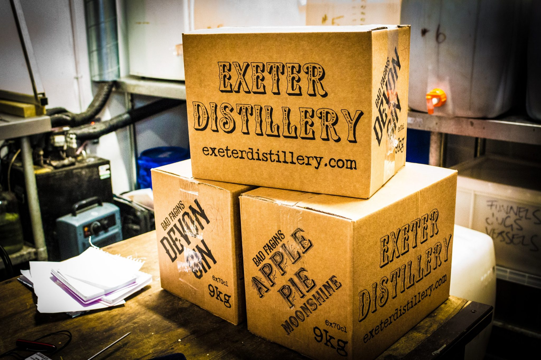 Exeter Distillery