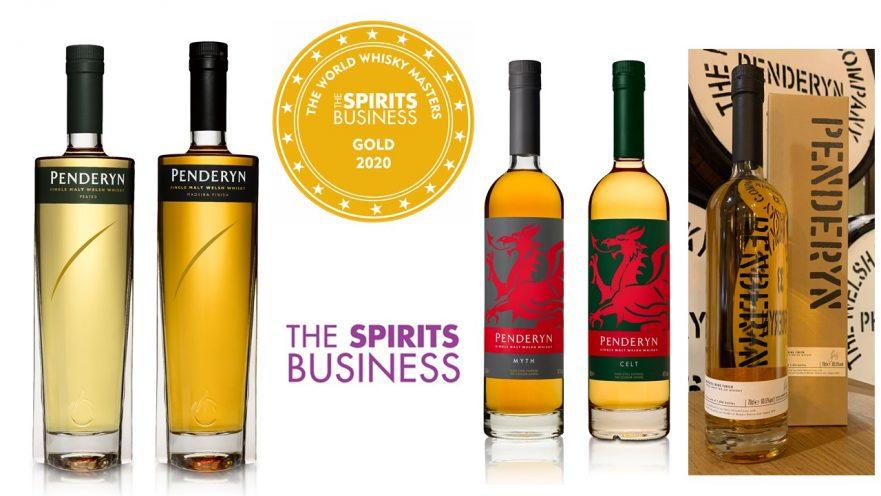 Penderyn Distillery Awards