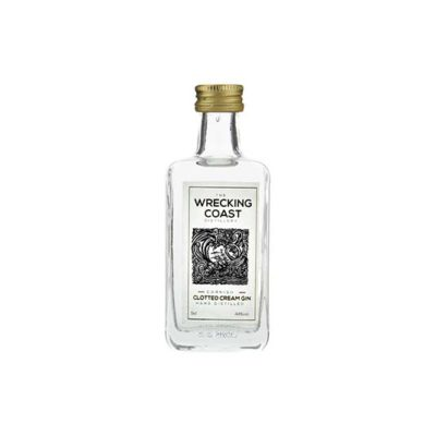 Wrecking Coast Clotted Cream Gin Minature