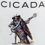 Cicada Blanc by Chante Cigale