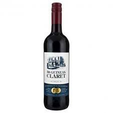 Claret 58 Guineas Bordeaux