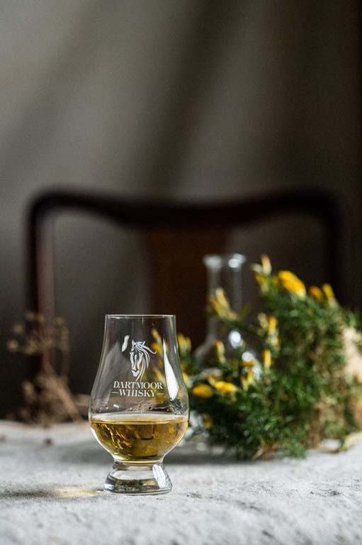 Dartmoor Whisky Bourbon