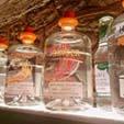 Gin Jar Rhubarb and Ginger Gin
