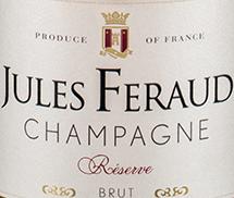 Jules Feraud Champagne Rose