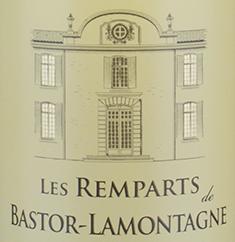 Chateau Bastor Lamontagne Sauternes