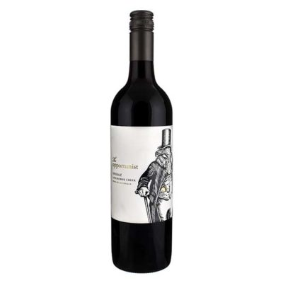 Wild and Wilder Shiraz – The Opportunist
