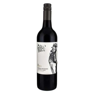 Wild and Wilder Cabernet Sauvignon – The Pugilist