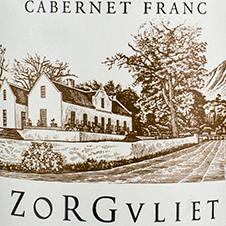 Zorgvliet Cabernet Franc